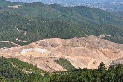 2020 yılında 508 bin 862 hektar alan için maden sahası ruhsatı verildi