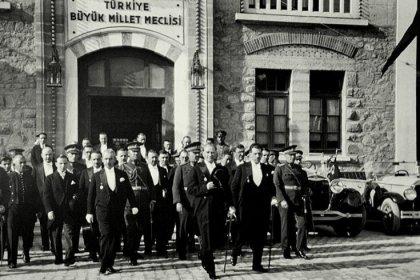 3 Mart devrim yasalarının 97. yıl dönümü