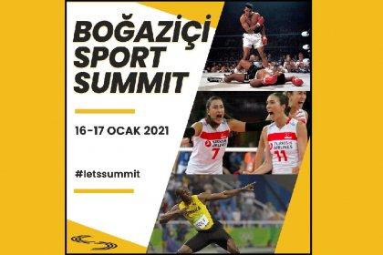 3. Boğaziçi Üniversitesi Spor Zirvesi, 16-17 Ocak tarihleri arasında online olarak gerçekleşiyor