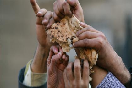Dünyada 41 milyon insanın açlıktan ölme tehlikesiyle karşı karşıya