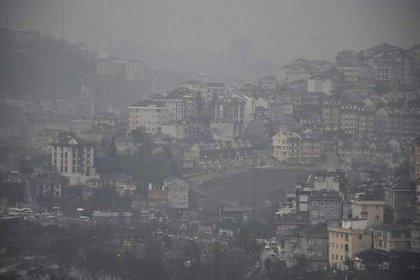 45 ilde hava kirliliği ulusal sınır değerlerini aştı