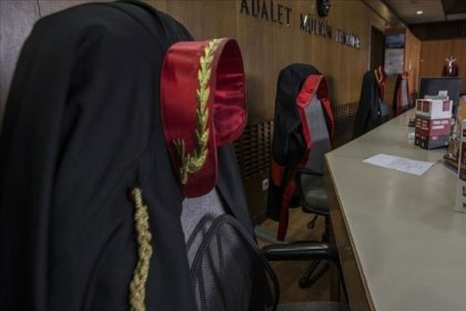 60 hakim ve savcının görev yerleri değiştirildi