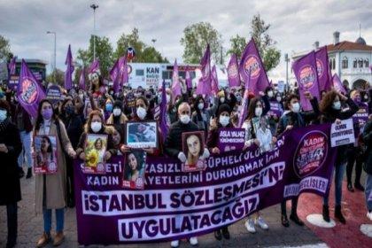 78 barodan ortak açıklama: İstanbul Sözleşmesi'nden vazgeçmiyoruz
