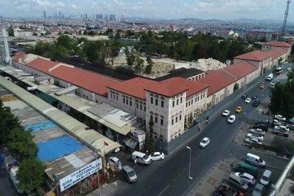 855 milyon liraya 'Millet Kütüphanesi' yapılacak