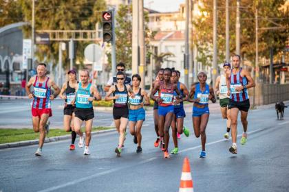 9 Eylül Yarı Maratonu için kayıtlar başladı