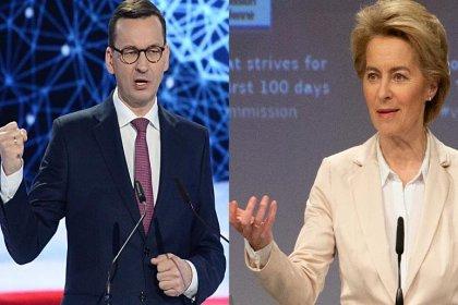 AB ile Polonya arasında 'üstün hukuk' krizi: Başbakan Morawiecki 'Şantaja izin vermeyeceğim' dedi