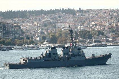 'ABD, Karadeniz'e savaş gemileri göndermekten vazgeçti'