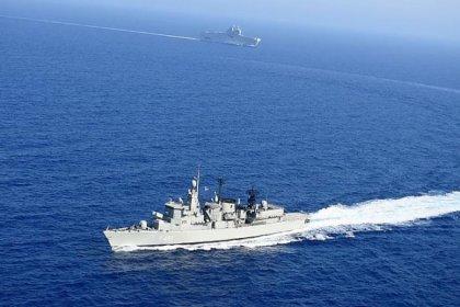 ABD ve Yunanistan'dan Akdeniz'de ortak tatbikat