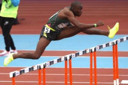 ABD'li atlet Grant Holloway 27 yıllık dünya rekorunu kırdı