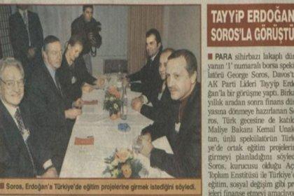 Abdullah Gül'ün eski danışmanı Ahmet Takan: Erdoğan, Soros ile otel odasında gizlice görüştü