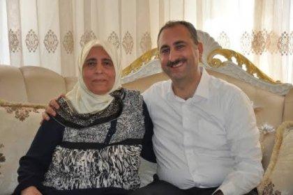 Adalet Bakanı Adülhamit Gül'ün annesi hayatını kaybetti