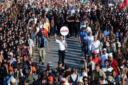 Adalet Yürüyüşü'nün 4. yılı