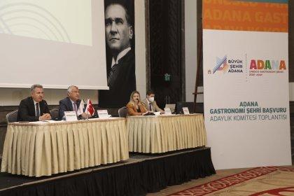 Adana, 'Gastronomi Şehri' unvanını almak için UNESCO'ya başvuruyor
