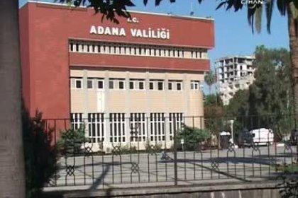 Adana Valiliği'nden 7 günlük etkinlik yasağı
