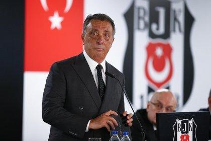 Ahmet Nur Çebi'den Beşiktaş taraftarına çağrı: Tribünde küfre izin vermeyelim