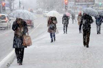 AKOM'dan İstanbul için kar uyarısı: Haftaya kadar sürecek