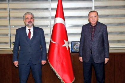 AKP İstanbul İl Başkanı adayı Osman Nuri Kabaktepe oldu