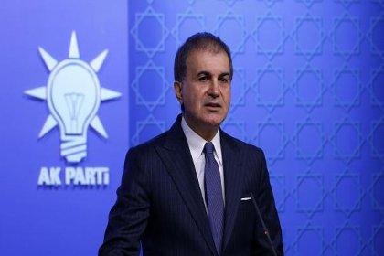AKP Sözcüsü Çelik: Valilere, kaymakamlara, yargı mensuplarına militan diyenler faşistin ta kendisidir