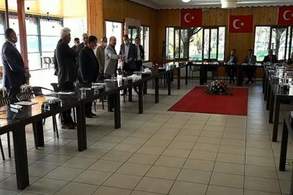 AKP ve MHP'liler ihale kavgasında yumruk yumruğa birbirine girdi
