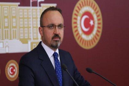 AKP'li Bülent Turan: Erken seçim demek koalisyonlu yılların talebi ve saçmalığıdır