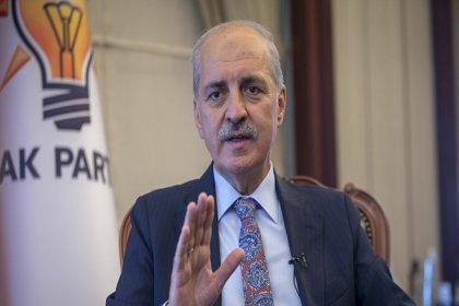 AKP'li Kurtulmuş: Türkiye'de erken seçim gündemi yok
