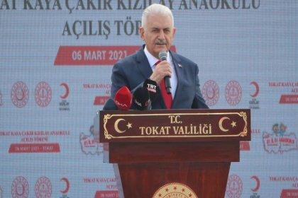 AKP'li Yıldırım: Amerika ve AB'nin milli geliri küçülürken Türkiye büyüdü