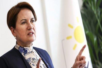 Akşener: Cumhurbaşkanlığına aday değilim, başbakanlığa adayım