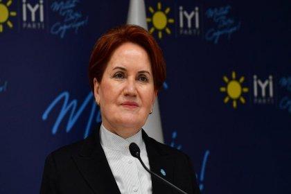 Akşener: Kılıçdaroğlu, İmamoğlu ya da Yavaş'ı aday gösterirse 'hayır' demeyiz