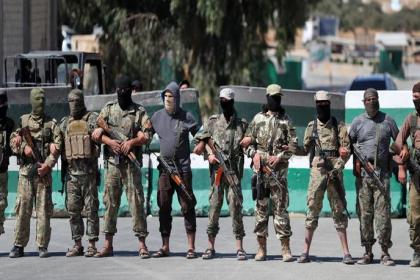 Almanya'da Heyet Tahrir el-Şam'a operasyon: İkisi Türk, dört kişi gözaltına alındı