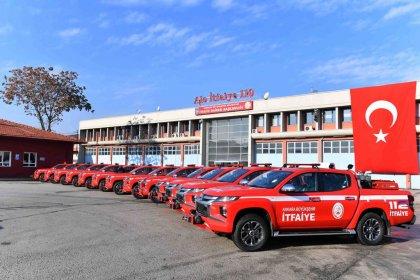 Ankara Büyükşehir Belediyesi, araç filosunu genişletiyor