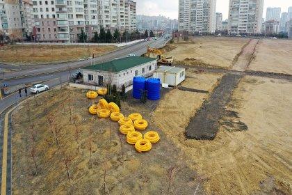 Ankara Büyükşehir Belediyesi'nden su israfına karşı proje: Yağmur suları parklarda depolanarak sulamada kullanılacak