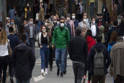 Ankara Tabip Odası Başkanı Ali Karakoç: Ankara'da günde 8 bin kişinin koronavirüs testi pozitif çıkıyor, yoğun bakım servislerinde doluluk oranı yüzde 80