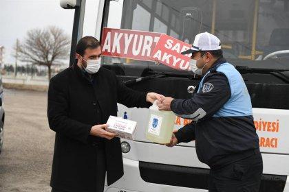 Ankara zabıtası çevre ilçelere de hijyen desteği sağlıyor
