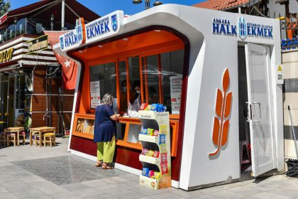 Ankara'da Halk Ekmek büfeleri yeni sahiplerine kavuşaçak