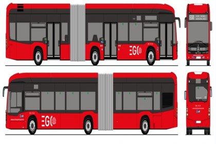 Ankara'da yeni otobüslerin renk ve tasarımını Başkentliler belirleyecek