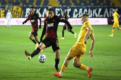 Ankaragücü 2-1 Galatasaray