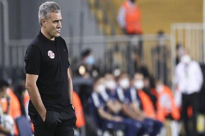 Antalyaspor'da Ersun Yanal ile yollar ayrıldı