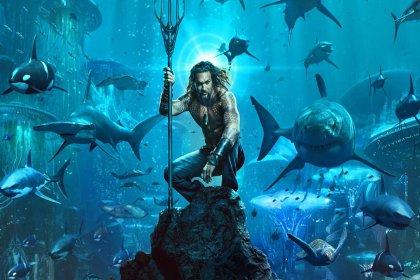 Aquaman'in ikinci filminin adı belli oldu