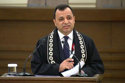 AYM Başkanı Arslan: Anayasa Mahkemesi kararları bir ülkede bulunan tüm kuruluşları bağlar