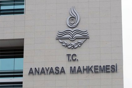 AYM, HDP iddianamesini Yargıtay Cumhuriyet Başsavcılığı'na iade etti