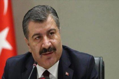 Bakan Koca'dan Kılıçdaroğlu, Akşener ve Bahçeli'ye teşekkür