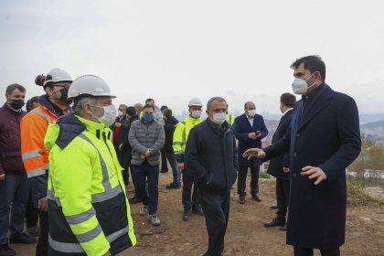 Bakan Kurum: Validebağ Korusu'nda, 354 bin metrekarelik alanda Düzenleme ve Rehabilitasyon Projesi yapacağız