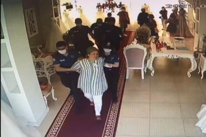 BBP'li yöneticiye ters kelepçe olayında 2 polis görevden uzaklaştırıldı