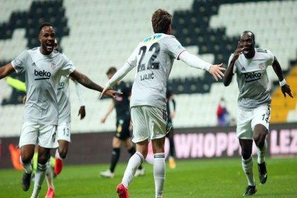 Beşiktaş 3 - Yukatel Denizlispor 0