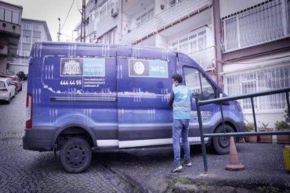 Beşiktaş Belediyesi'nden ihtiyaç sahibi yurttaşlara sıcak yemek hizmeti