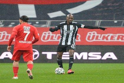 Beşiktaş, Gaziantep FK'yı 2-1 yendi
