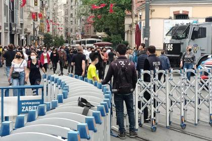 Beyoğlu Kaymakamlığı Gezi anmasını yasakladı