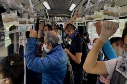 Bilim Kurulu Üyesi Akın: Sahadan gelen veriler salgının toplu taşımadan çok yayıldığını gösteriyor, kalabalığın önlenmesi gerekiyor