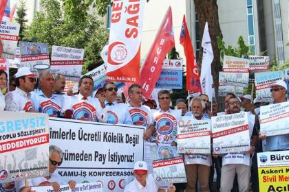 Birleşik Kamu-İş, 2 Ağustos'taki toplu sözleşme öncesi 6 günde 9 ili ziyaret edecek