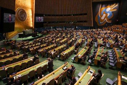 BM Genel Kurulu, salgın ve küresel ısınma gündemiyle toplanacak